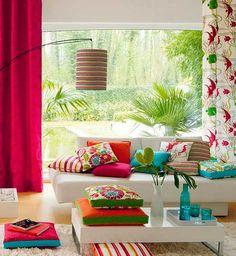 ¿Cómo elegir unas cortinas para casa?