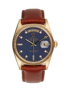 "Men's Day Date ""Presidential"" Watch by Rolex"