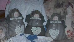 Pillow Angel. The Middle One has a pocket.