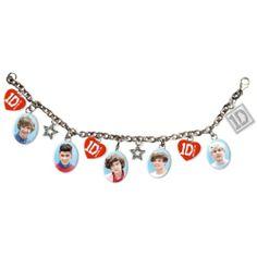 one direction merchandise | Bracelet - Charm One Direction - Merchandise - One Direction - Music ...