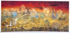 Leonora+Carrington,+El+mundo+mágico+de+los+mayas+(1963)+1.jpg 1600×756 pixels