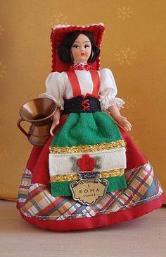 poupée de Rome