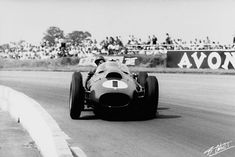 Peter Collins, Ferrari, #1 (finished 1st) British Grand Prix was a Formula One race held at Silverstone on 19 July 1958.