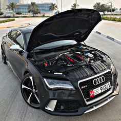 Audi Rs7 : The Heart & Soul #audi #audirs7 #rs7 #Quattro #carswithoutlimits