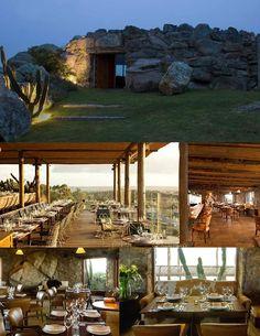 restaurante fasano las piedras - Punta del Este