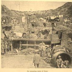 WWI, 1915, Gallipoli: 'An interesting corner of Anzac' -David Doughty…