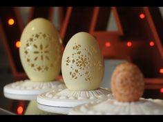 Mini Torno Dremel - Calar Huevos con Filigrana - Daniel Ibertis - YouTube