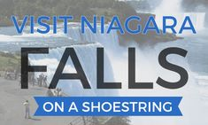 Does the water tumbling over Niagara Falls hit the Atlantic in Canada or the U.S.? People often doubt rivers can flow north.  But north they can, and north the Niagara River does. Now you know!  Ca…