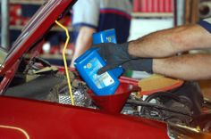 Is it time for an oil change? We've got you covered! #OilChange #CarCare