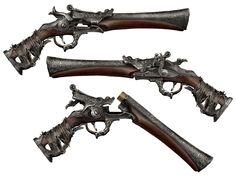 Pistol from Bloodborne