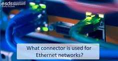 What connector is used for Ethernet networks?  A. MV 82 B. OS 2.0 C. RJ 45 #Ethernet #Network