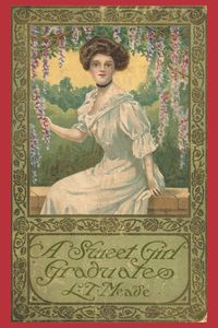 Book Cover Canvas Print. A SWEET GIRL GRADUATED. Mrs. L.T. Meade (Elizabeth Thomasina Meade Smith), was a prolific children's author of Anglo Irish extraction. The author of close to 300 books, Meade wrote in many genres, but is best known for her girls' school stories. She was one of the editors of the girls' magazine, Atalanta from 1887-93, and was active in women's issues.