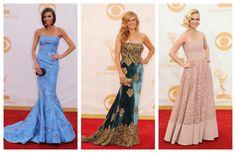 Emmy Awards 2013 Best Dressed...I love Giuliana's dress
