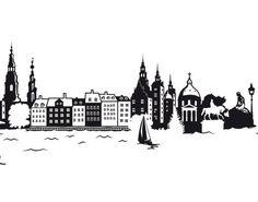 copenhagen skyline' - Google-søgning