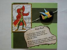 Disney Pirate Punch by Dawn7454 - Cards and Paper Crafts at Splitcoaststampers