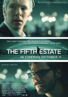 The Fifth Estate - Out 11 Oct in Showcase Cinemas