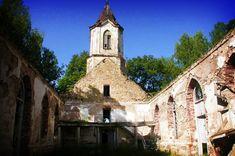 Latvian ruins