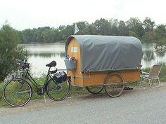 Bike Campers!