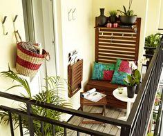 16 idées pour aménager votre balcon avec style | Actualités Seloger