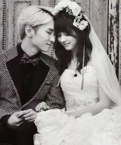 Key & Arisa in We Got Married GLOBAL Season 2 ___ They are so sweet together! Such a Gorgeous photo, of the gorgeous couple!!! I'm a doting Shawol awwwwe