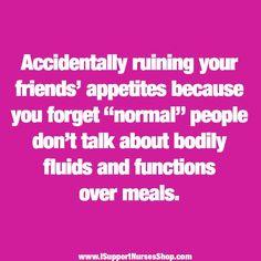 Sooo many times... :)