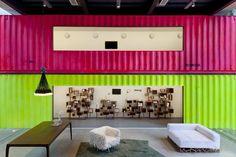 Showroom de Cameron en Sao Paulo estudio MK27 - more colour
