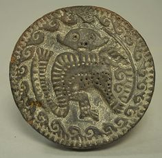 Ceramic Staff with Profile Figure Date: 6th–11th century Geography: Ecuador Culture: Manteno Medium: Ceramic