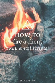 Have a client you don't want to work with? In this article I cover a professional but helpful way to fire a client.
