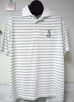 Clothing, Shoes & Accessories Bright Burton Of London Mens Striped Polo Shirt Sz Xxl Gray Burgundy Short Sleeve Euc Keep You Fit All The Time