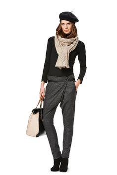 Выкройка BURDA - Женская коллекция (брюки-шорты-комбинезоны) | Мир шитья