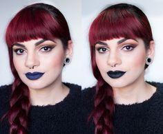 De Coturno e Spikes: Resenha: Jeffree Star Velour Liquid Lipstick - Abused & Weirdo
