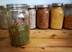 Real Food on a Real Budget | Grains + Beans   From my Guest Post!