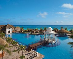 Now Sapphire Riviera Cancun in Puerto Morelos, approx. 20 minutes from the airport, is set in a tropical paradise, exudes Unlimited-Luxury®, and is an ideal vacation escape for couples, singles and families alike.