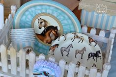 Show Pony, Pony, Horse, Equestrian Birthday Party Ideas | Photo 1 of 34 | Catch My Party