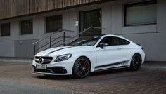 Mercedes-AMG C63S Coupe Edition 1 [3648x2081][OC]
