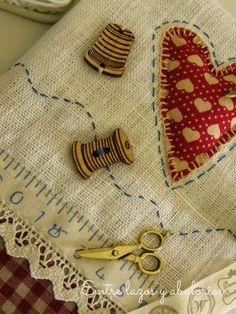 Blog dedicado a la familia, la costura, las manualidades
