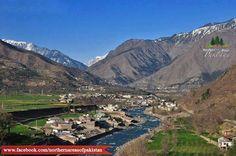 Madyan Valley In (Swat)...