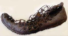Roman Shoe - Xanten Germany