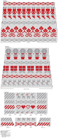 Nordic Yarns and Design since 1928 Fair Isle Knitting Patterns, Knitting Charts, Knitting Socks, Knit Patterns, Cross Stitch Patterns, Xmas Crafts, Yarn Crafts, Fluffy Animals, Diy Crochet