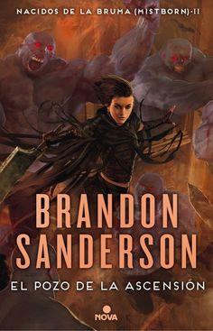 El pozo de la ascensión (Nacidos de la bruma, 2) - Brandon Sanderson [nueva edición]