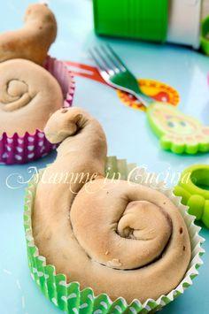 Lumachine al prosciutto ricetta feste di compleanno bambini mamme in cucina