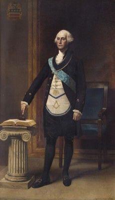 George Washington - 1st President of the United States