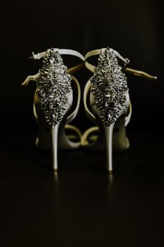 Sensational Shoes - Bridal Bliss: Howie and Blair's Wedding Was Oh So Sweet