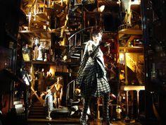 Bergdorf Goodman's NYC 2009 Bergdorf Goodman, Shops, Window, Nyc, Display, Shopping, Tents, Billboard, Windows