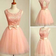 Blush Pink Homecoming Dress Short Tulle Prom Dresses 2018 Homecoming Gowns With Bow Homecoming Dresses 2018 Winter Formal Dresses Lace Graduation Dresses Sweet 16 Gown Lace Homecoming Dresses, Prom Dresses 2015, Dresses Short, Sweet 16 Dresses, Tulle Prom Dress, Prom Gowns, Dresses For Teens, Modest Dresses, Pretty Dresses