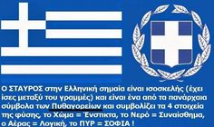 ΕΛΛΗΝΙΚΗ ΣΗΜΑΙΑ - Η ΔΙΑΔΡΟΜΗ ® Greek Beauty, Countries Of The World, Coat Of Arms, Wise Words, Good Morning, Greece, Life Hacks, Knowledge, History