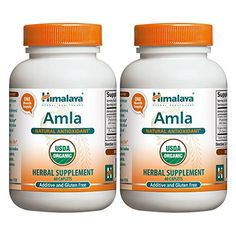 Himalaya Organic AmlaAmalaki 60 Caplets for Natural Antioxidant 600mg Pack of 2 -- Check this awesome product by going to the link at the image.