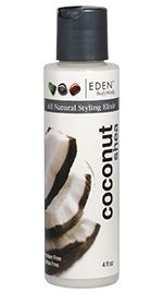 Eden BodyWorks Coconut Shea All Natural Styling Elixir - NaturallyCurly
