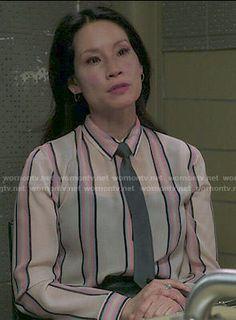 Lucy Liu as Watson: My Fashion Obsession