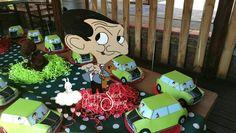 Mr Bean Birthday, 7th Birthday, Mr Bean Cartoon, Milan, Minnie Mouse, Beans, Party Ideas, Disney Characters, Kids